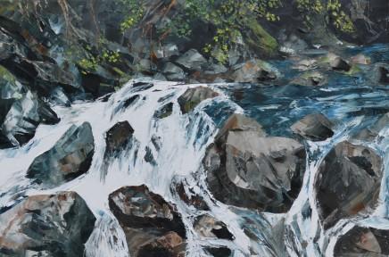 Gwyn Roberts, Afon Llugwy