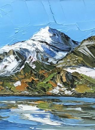 Martin Llewellyn, Reflections, Llyn Gwynant