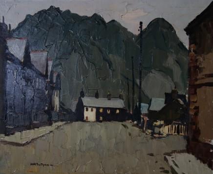 Donald McIntyre, Blaenau Ffestiniog, c1960s