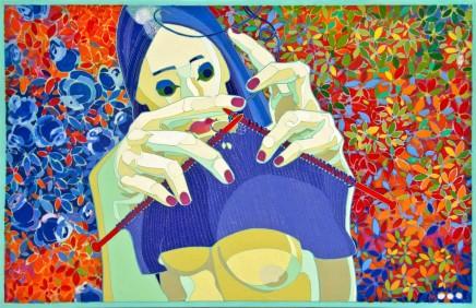 Mihangel Jones, Dropped Stitch