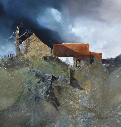 Malcolm Edwards, Stunted Ash