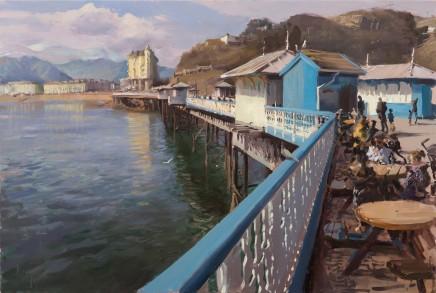 Rob Pointon, End of the Pier, Llandudno