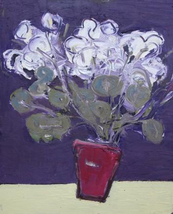 David Lloyd Griffith, White Cyclamen