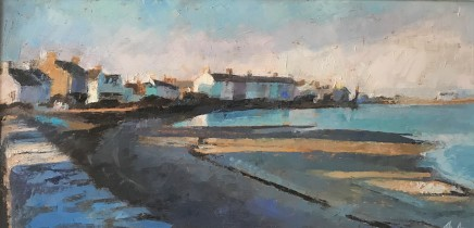 Anne Aspinall, End of the Day, Beaumaris