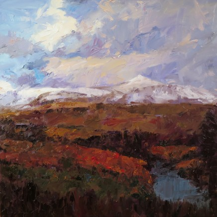 David Grosvenor, Snowdon from the South