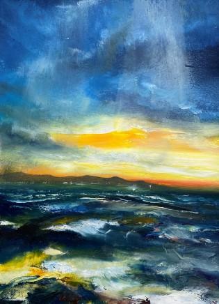 Iwan Gwyn Parry, Dawn on the Irish Sea