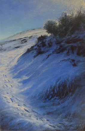 Gerald Dewsbury, Tracks in the Snow II