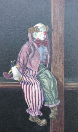 Kim Dewsbury, Clown in the Cupboard