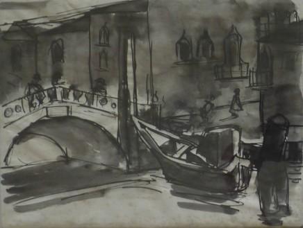 Josef Herman, Venice