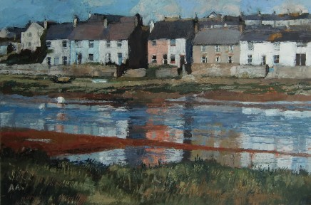 Anne Aspinall, Aberffraw, Reflections