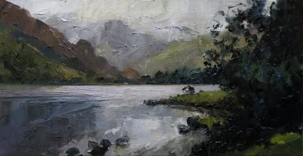 David Grosvenor, Llyn Gwynant
