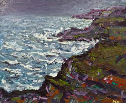 David Lloyd Griffith, Stormy Weather - Great Orme