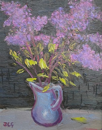 David Lloyd Griffith, Dwarf Violet Lilac