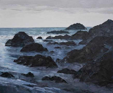 Gwyn Roberts, Traeth Llyfn - Nosi / Night