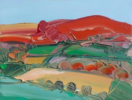 Sarah Carvell, Patchwork Fields