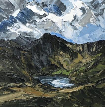 Martin Llewellyn, Storm Approaching, Cwm Idwal