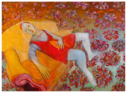 Mihangel Jones, Goldfish Love