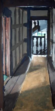 Matthew Wood, Rodd House - Upper Corridor