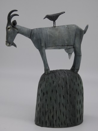 Anna Noel, Goat with Crow