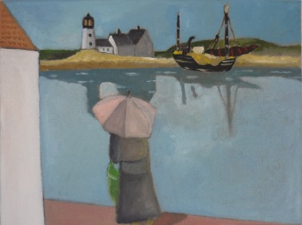 Emrys Williams, Pink Umbrella