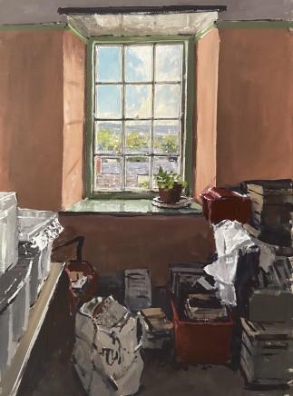 Matthew Wood, The Judge's Lodging - Store Room Window