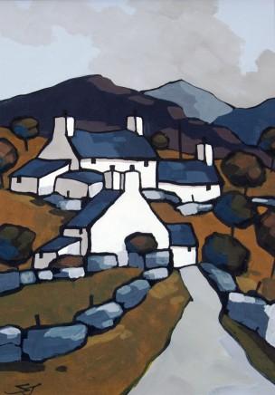 Stephen John Owen, Cottages, Deiniolen