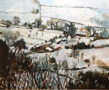 Anne Aspinall, Snow in February