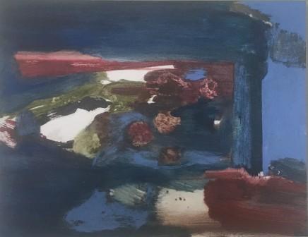 Lisa Carter-Grist, Half Built View