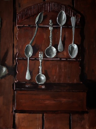 Matthew Wood, 1 Church Bank. The Spoon Rack