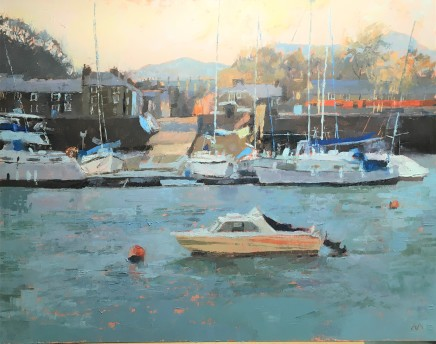 Anne Aspinall, Porthmadog, Boats Large and Small