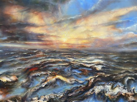 Iwan Gwyn Parry, The Irish Sea