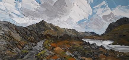 Martin Llewellyn, Clouds over Pen yr Ole Wen