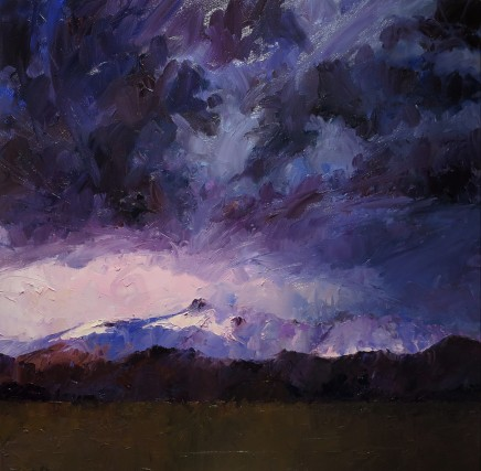David Grosvenor, Storm over Snowdon