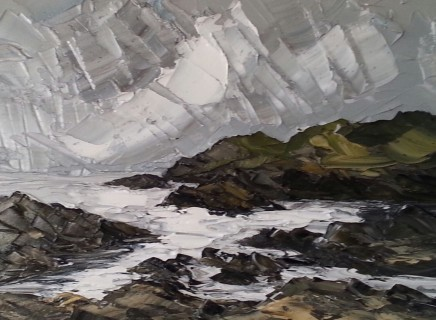 Martin Llewellyn, Rocks, Trearddur Bay