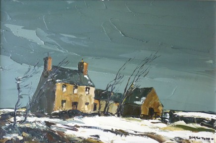 Donald McIntyre, Winter Storm, Anglesey