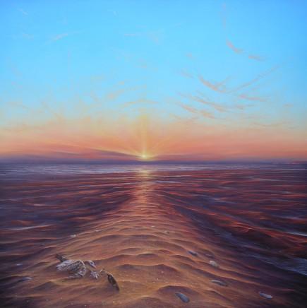 Gerald Dewsbury, On Shifting Sands Again, Ynyslas
