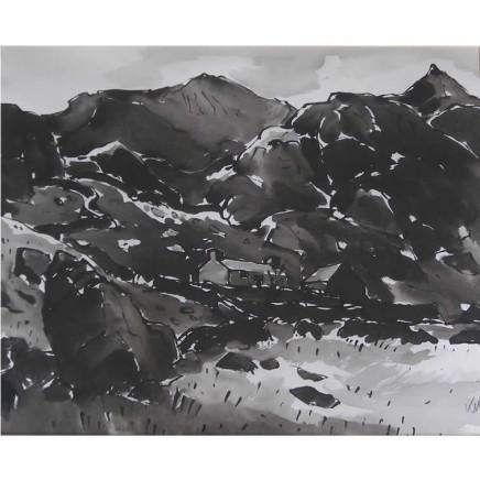 Kyffin Williams, Snowdonia Cottages