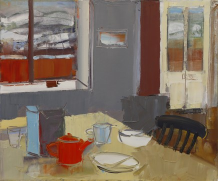Sarah Carvell, Winter, Breakfast