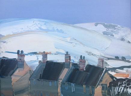 Sarah Carvell, January Snow