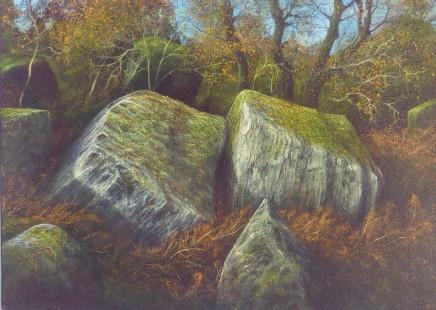 Gerald Dewsbury, Split Boulders