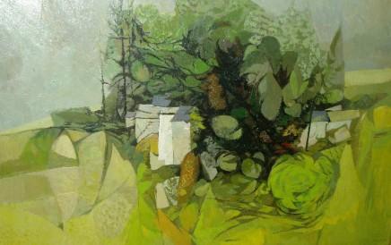 John Elwyn, Landscape, 1960