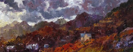 David Grosvenor, The Moelwyns from Tan y Grisiau