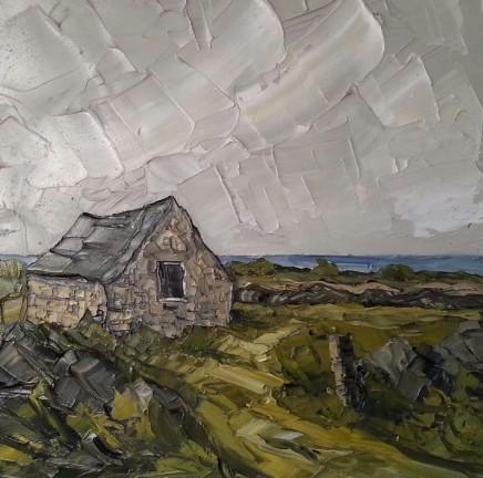 Martin Llewellyn, Cattle Barn near the Coast
