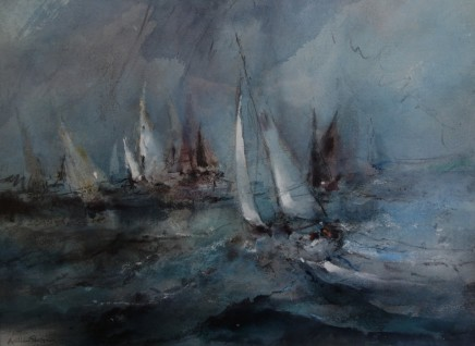 William Selwyn, Regatta