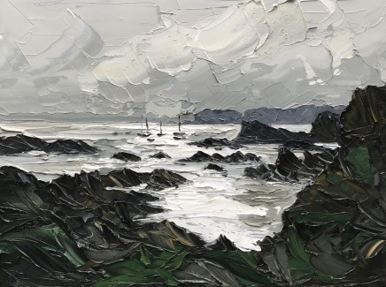 Martin Llewellyn, Light on the Water, Trearddur Bay