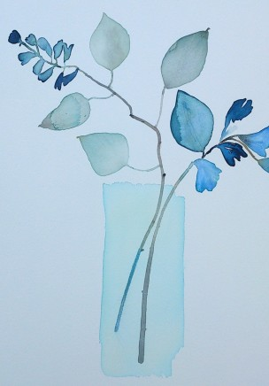 Susan Kane, Blue Freesias