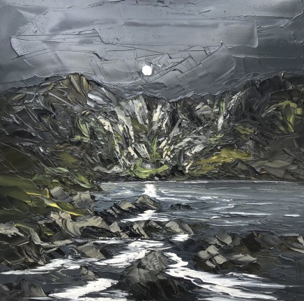 Martin Llewellyn, Moon Reflection, Cwm Idwal