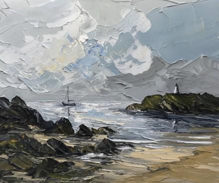 Martin Llewellyn, Early Morning, Ynys Llanddwyn