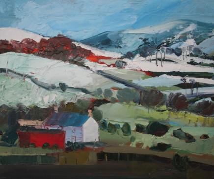 Sarah Carvell, Fferm Llandyrnog / Llandyrnog Farm