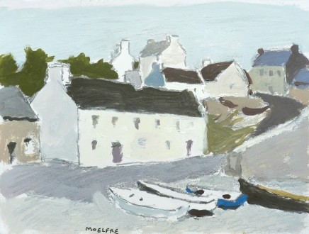 Donald McIntyre, Three Boats, Moelfre